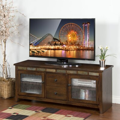 Snow Lake 62 TV Stand