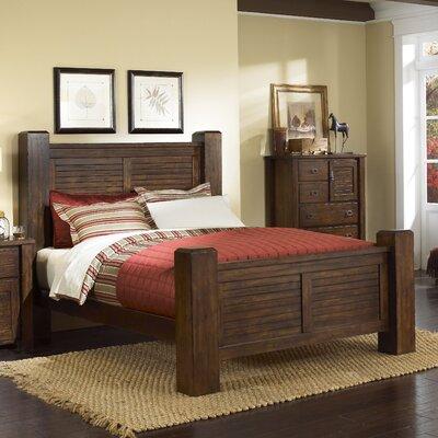 Bison Ridge Panel Bed