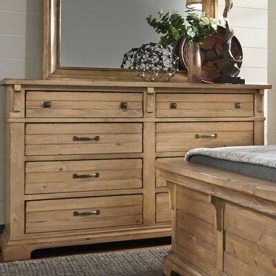 Rhian 8 Drawer Double Dresser