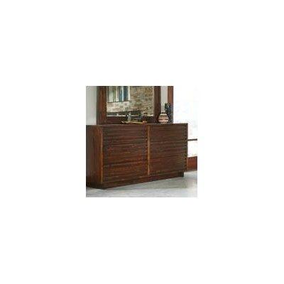 Harrah 6 Drawer Double Dresser