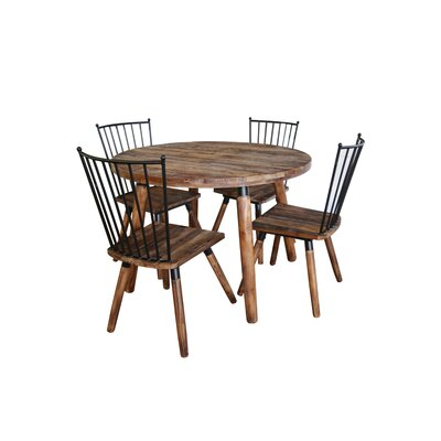 Burngrove Round Dining Table