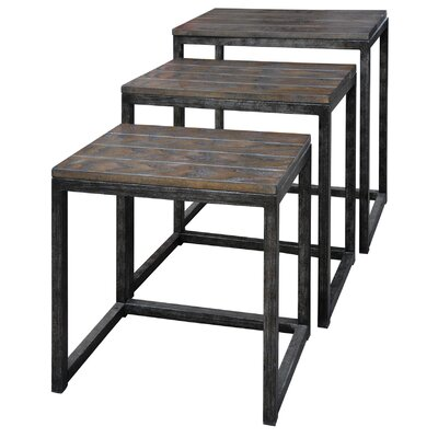 Smith 3 Piece Nesting Tables