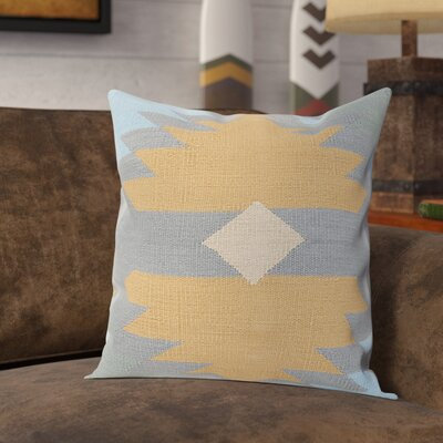 Clinard 100% Cotton Throw Pillow Cover Size: 22 H x 22 W x 0.25 D, Color: BrownGray
