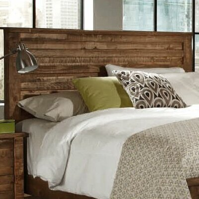 Bear Springs Panel Headboard Size: Queen