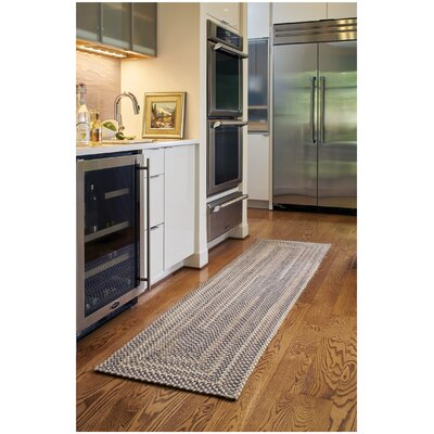 Rainmaker Smoke Area Rug Rug Size: Runner 2 x 8