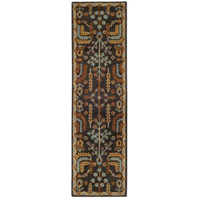 Boyd Hand-Tufted Multi-Color Area Rug Rug Size: Runner 23 x 8