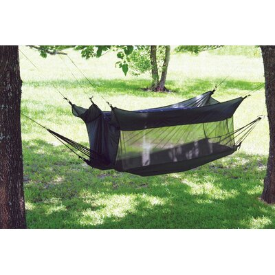 Coralayne Wilderness Canvas and Nylon Camping Hammock