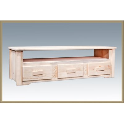 Abordale 59 TV Stand Color: Ready