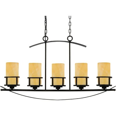 Colby 5-Light Kitchen Island Pendant