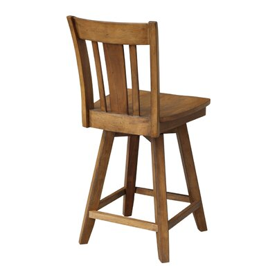 Russell 24 Swivel Bar Stool