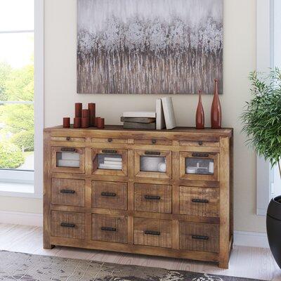 Anatole Craftsman 12 Drawer Sideboard