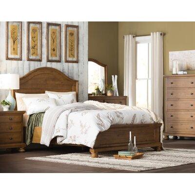 Gean Panel Bed