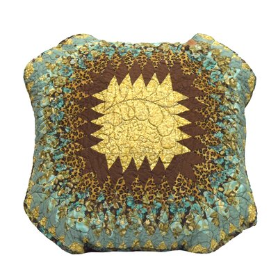 Abra Cotton Throw Pillow