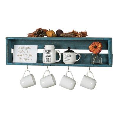 Vicente Coffee Cup Accent Shelf LNPK6066 38720455