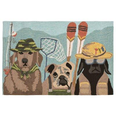 Folsom Hand-Tufted Indoor/Outdoor Area Rug Rug Size: 2 x 3
