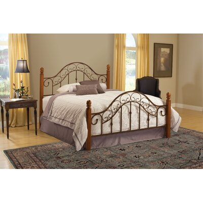 Coal Creek Open-Frame Headboard
