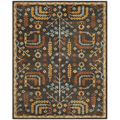 Boyd Hand-Tufted Multi-Color Area Rug Rug Size: Rectangle 9 x 12