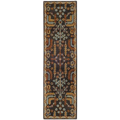 Boyd Hand-Tufted Multi-Color Area Rug Rug Size: Runner 23 x 10