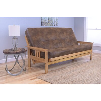 Deepwater Futon and Mattress Upholstery: Tobacco