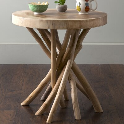 Stilwell End Table Color: Natural