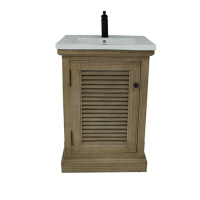 Royalston Single Bathroom Vanity Set