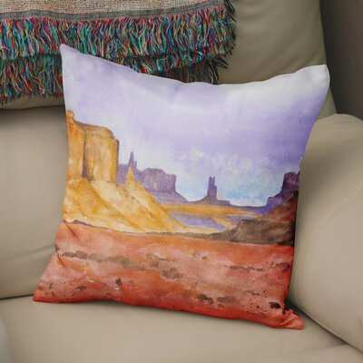Antonia Throw Pillow Size: 18 H x 18 W x 6 D