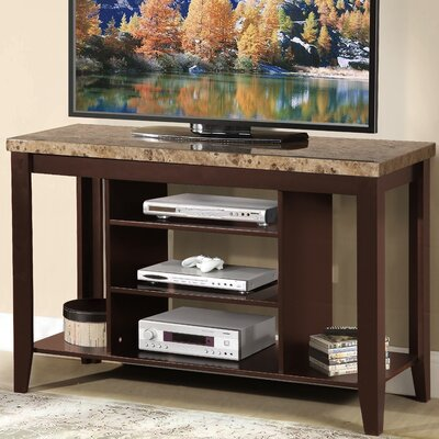 Chisos 47 TV Stand Color: Mahogary