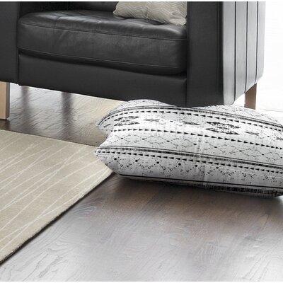 Cabarley Floor Pillow Size: 8 H x 26 W x 26 D