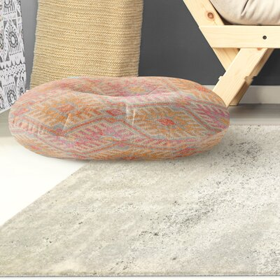 Viles Outdoor Floor Pillow Size: 26 x 26