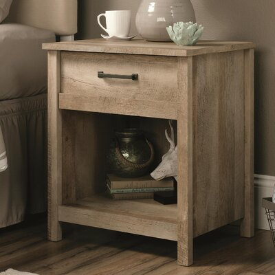 Sunlight Spire Nightstand Color: Lintel Oak