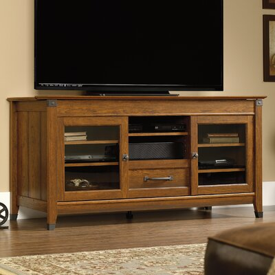 Chappel 61 TV Stand Color: Washington Cherry