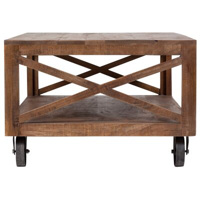Lepore Barn Door Coffee Table
