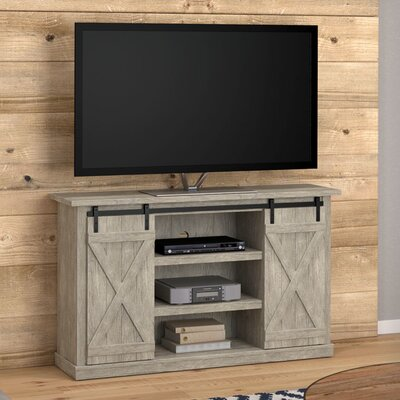 Bluestone 54 TV Stand Color: Ashland Pine