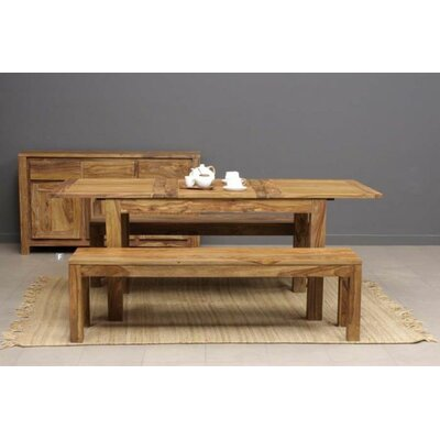 Berrilee Extendable Dining Table Size: 30 H x 32 W x 52 L