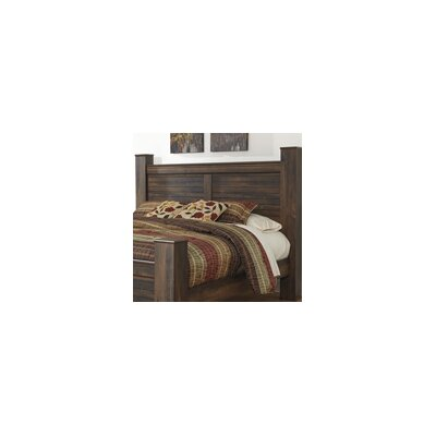 Saint Marys Poster Panel Headboard Size: King