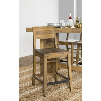 Needham 24 Bar Stool�� Color: Hand Distressed Natural