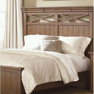 Methuen Panel Headboard Size: King