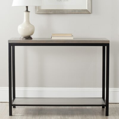 Armandale Console Table Finish: French Gray