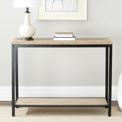 Armandale Console Table Finish: Oak