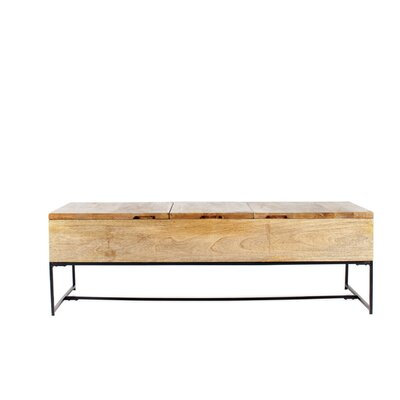 Route Coffee Table with Lift Top
