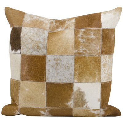 Throw Pillow Color: Black/White
