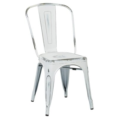 Fineview Dining Side Chair Finish: Antique White