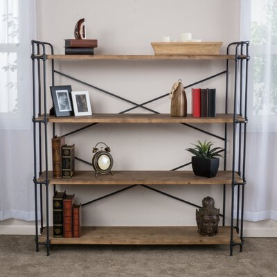 Brookshire 65.5 Bookcase