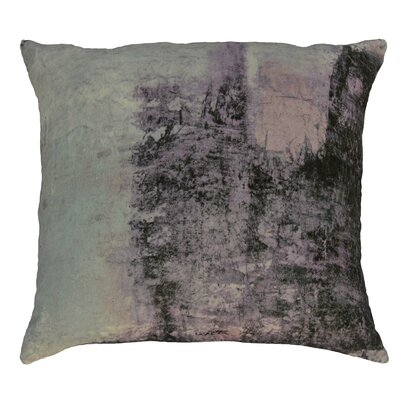 Color Stroke Throw Pillow
