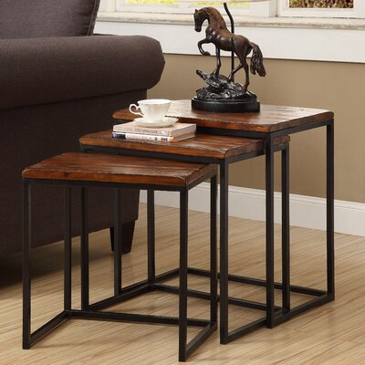 Pemberton 3 Piece Nesting Table Set