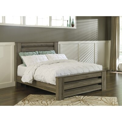 Herard Panel Bed