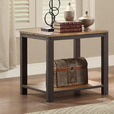 Cahto End Table