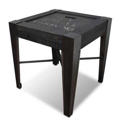 Truckee End Table