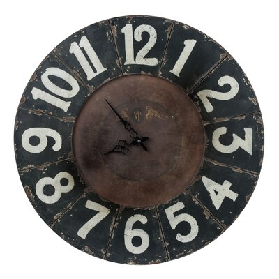 "Oversized 23.5"" Wall Clock TADN2856 27438624"