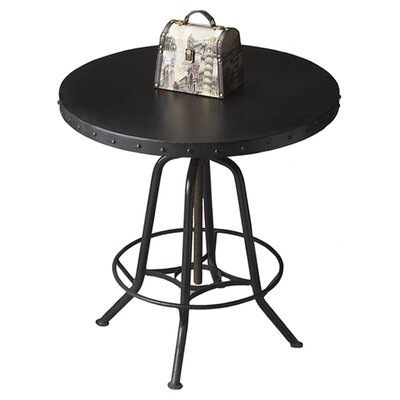 Valeria Adjustable Height Pub Table